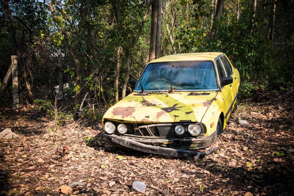 Scrap Car In Montreal